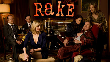 Netflix box art for Rake - Season 1