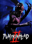 Pumpkinhead 2: Blood Wings Poster