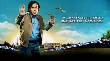 Netflix box art for Alan Partridge