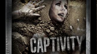 Netflix box art for Captivity