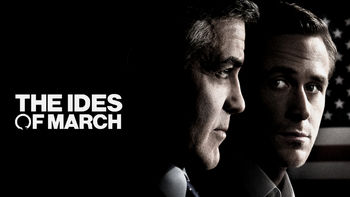 Netflix box art for The Ides of March