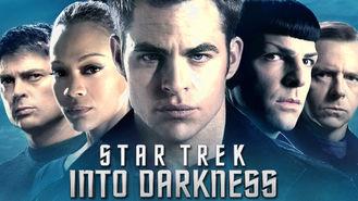 Netflix box art for Star Trek Into Darkness