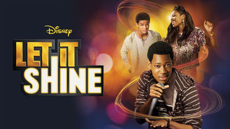 Netflix box art for Let It Shine