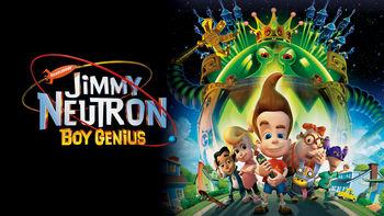 Netflix box art for Jimmy Neutron: Boy Genius