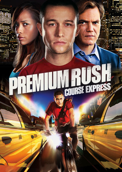 Premium Rush Netflix UK (United Kingdom)