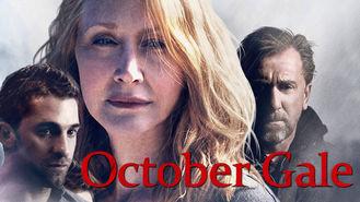 Netflix Box Art for October Gale