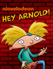 Hey Arnold!: Season 4: Monkeyman! / Buses, Bikes, Subways