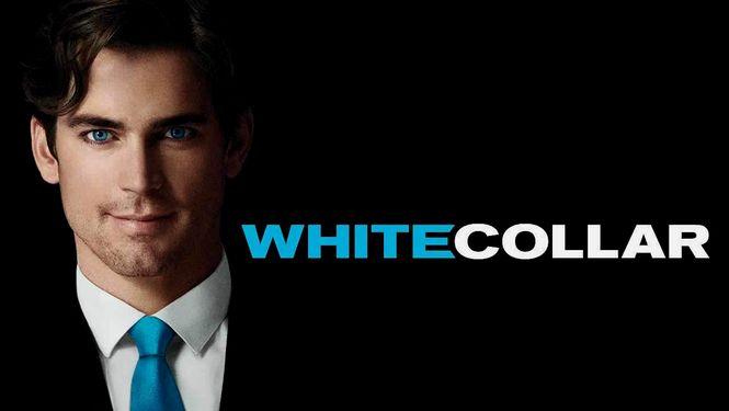 Netflix box art for White Collar - Season 4