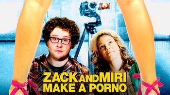 Netflix box art for Zack and Miri Make a Porno