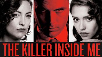 Netflix box art for The Killer Inside Me
