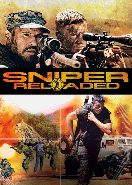 Sniper: Reloaded Netflix BR (Brazil)