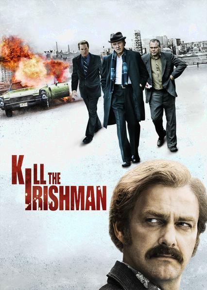 Kill the Irishman Netflix BR (Brazil)