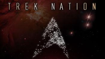 Netflix box art for Trek Nation