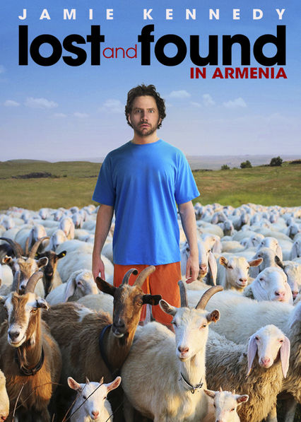 Lost and Found in Armenia Netflix CL (Chile)