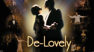 Netflix box art for De-Lovely