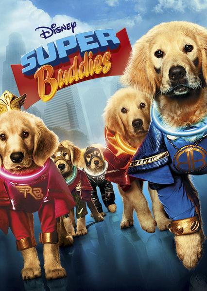 Super Buddies Netflix AW (Aruba)