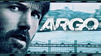 Is Argo on Netflix?