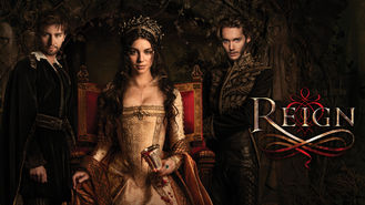 Netflix box art for Reign - Season 1