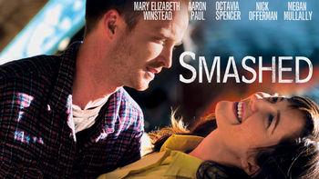 Netflix box art for Smashed