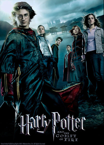 Harry Potter and the Goblet of Fire Netflix AU (Australia)