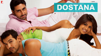 Netflix box art for Dostana
