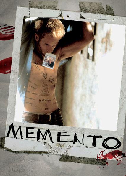 Memento Netflix AR (Argentina)