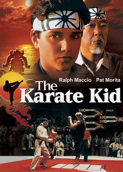 The Karate Kid Netflix BR (Brazil)