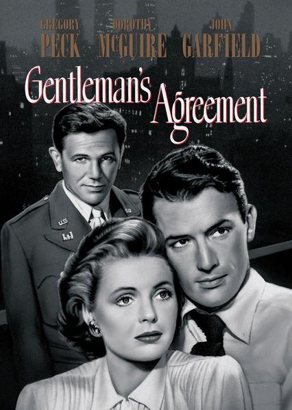 Gentleman's Agreement Netflix US (United States)