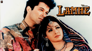 Netflix box art for Lamhe