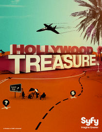 Hollywood Treasure: Season 1: Packrats, Robots and Oz