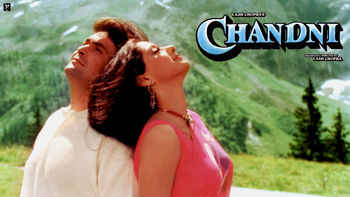 Netflix box art for Chandni