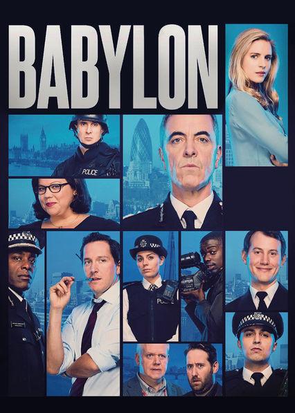 Babylon Netflix AR (Argentina)