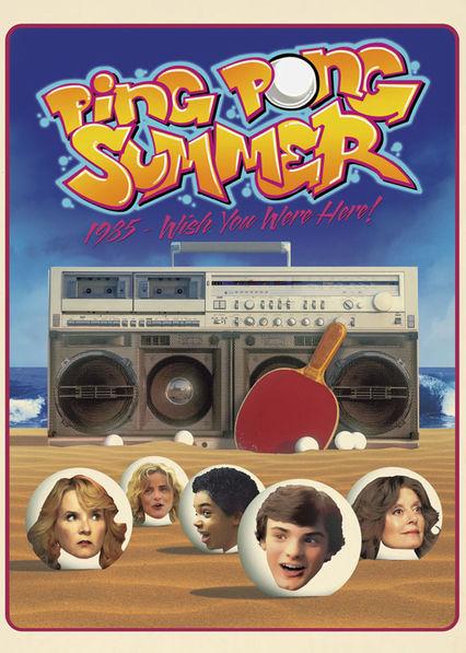 Ping Pong Summer Netflix BR (Brazil)