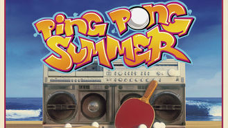 Netflix box art for Ping Pong Summer
