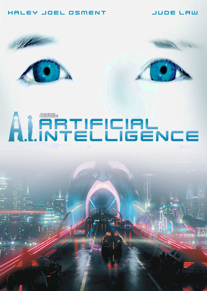 A.I. Artificial Intelligence Netflix AU (Australia)