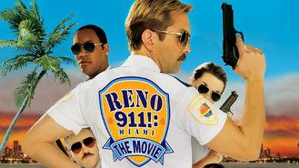 Netflix box art for Reno 911!: Miami