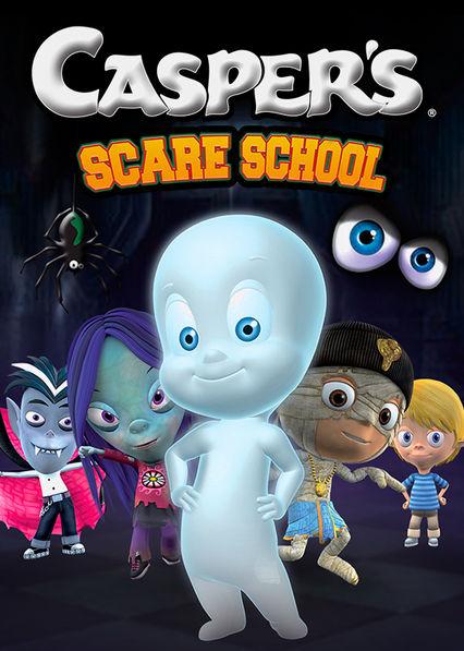 Casper's Scare School Netflix ES (España)