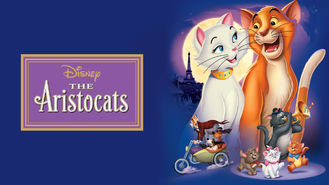 Netflix box art for The Aristocats
