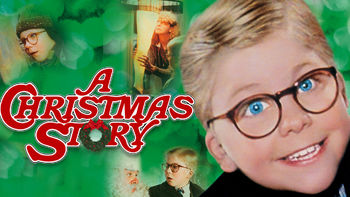 Netflix box art for A Christmas Story