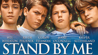 Netflix box art for Stand by Me