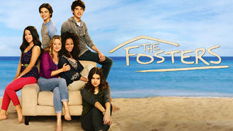 Netflix box art for The Fosters - Season 1