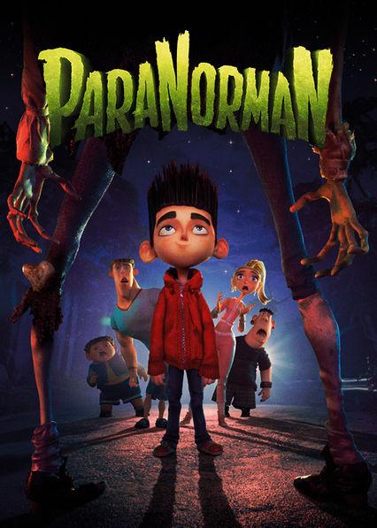 ParaNorman Netflix CL (Chile)