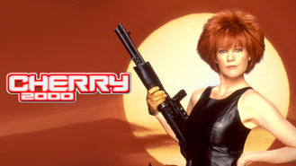 Netflix box art for Cherry 2000