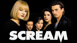 Is Scream on Netflix?
