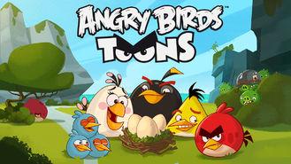 Netflix box art for Angry Birds Toons - Season 1