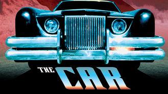 Netflix box art for The Car