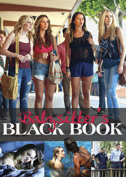 Babysitter's Black Book Netflix AR (Argentina)