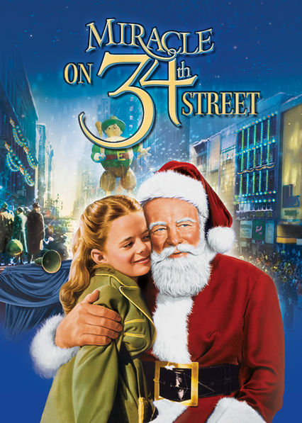 Miracle on 34th Street Netflix ES (España)