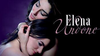 Netflix box art for Elena Undone