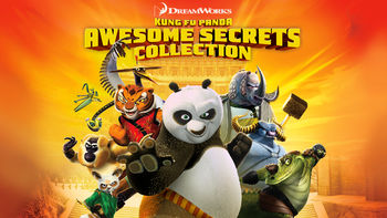 Netflix box art for DreamWorks Kung Fu Panda Awesome Secrets - Season 1